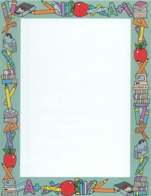 Regular poster board size